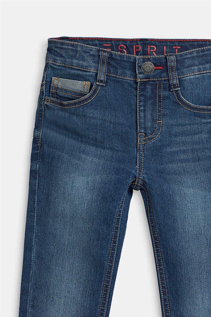 Esprit παιδικό πεντάτσεπο τζην παντελόνι με ελαστική μέση (2-9 χρονών) 2