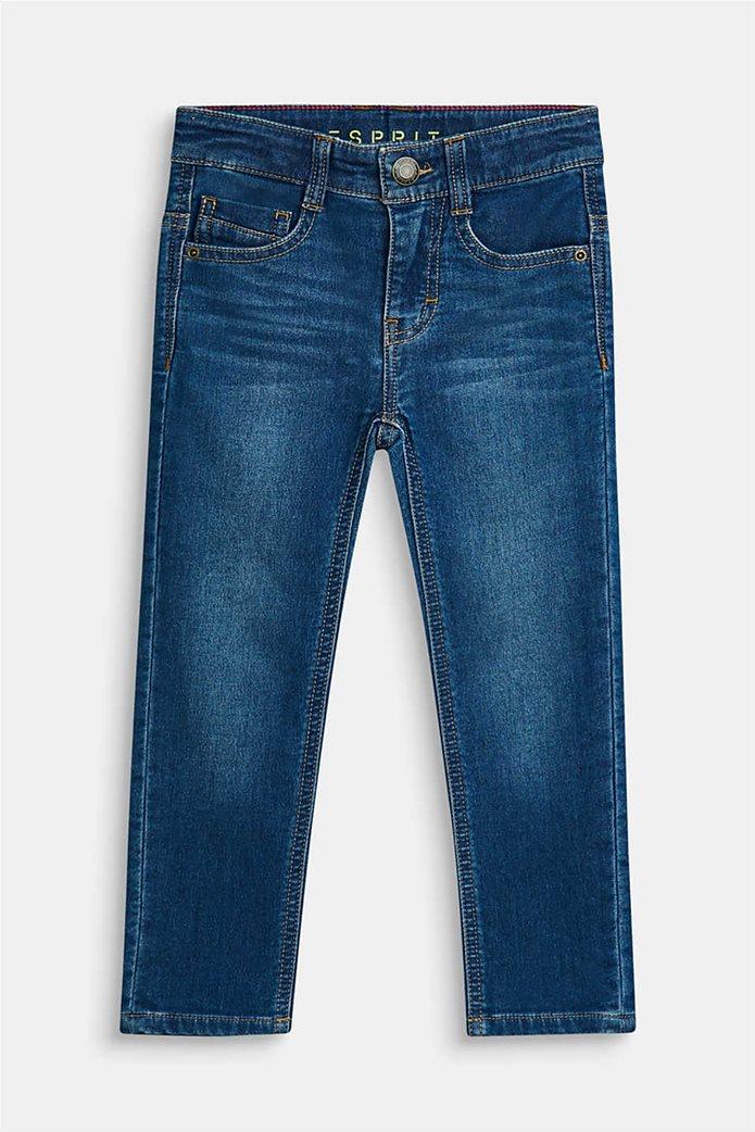 Esprit παιδικό τζην παντελόνι με ξεβάμματα (2-9 χρονών) 0