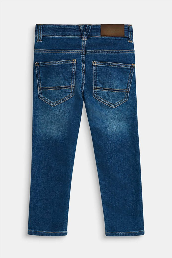 Esprit παιδικό τζην παντελόνι με ξεβάμματα (2-9 χρονών) 1