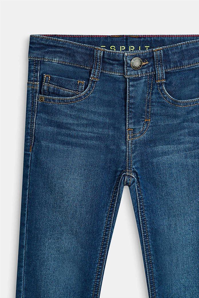 Esprit παιδικό τζην παντελόνι με ξεβάμματα (2-9 χρονών) 2