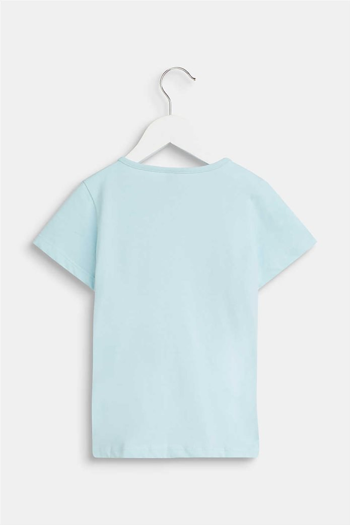Esprit παιδικό T-shirt με sweet eye print (2-9 ετών) 1