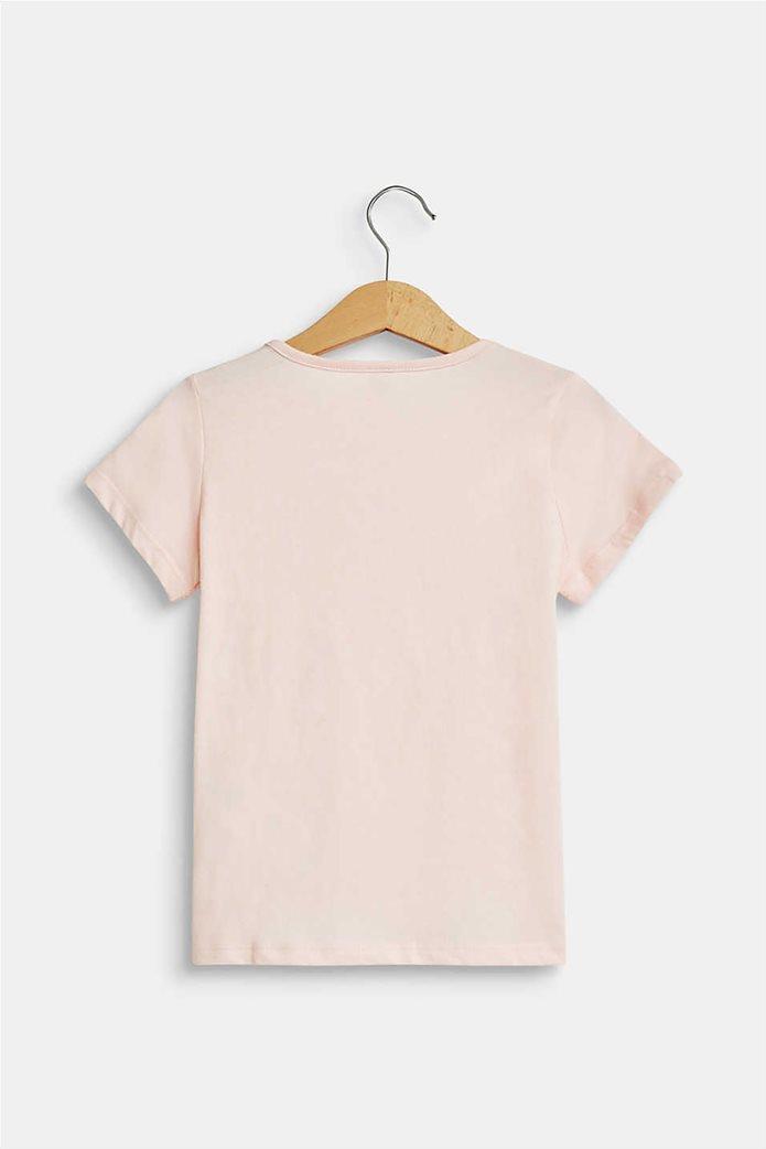 Esprit παιδικό T-shirt με πολύχρωμα print (2-9 ετών) 1