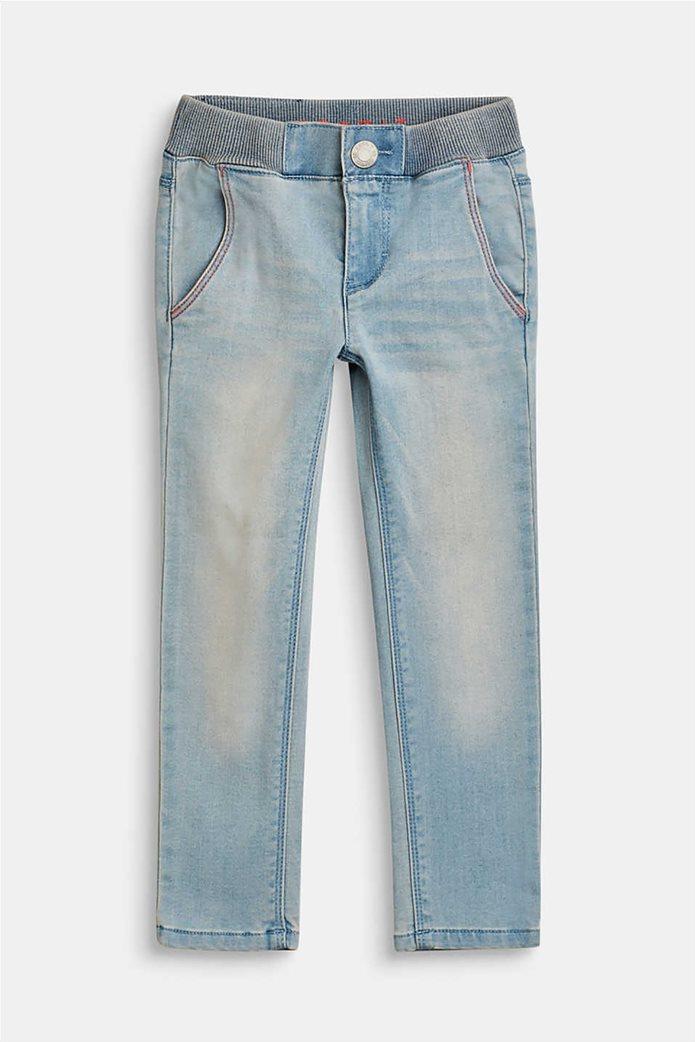 Esprit παιδικό τζην παντελόνι με λάστιχο (2-9 ετών) 0