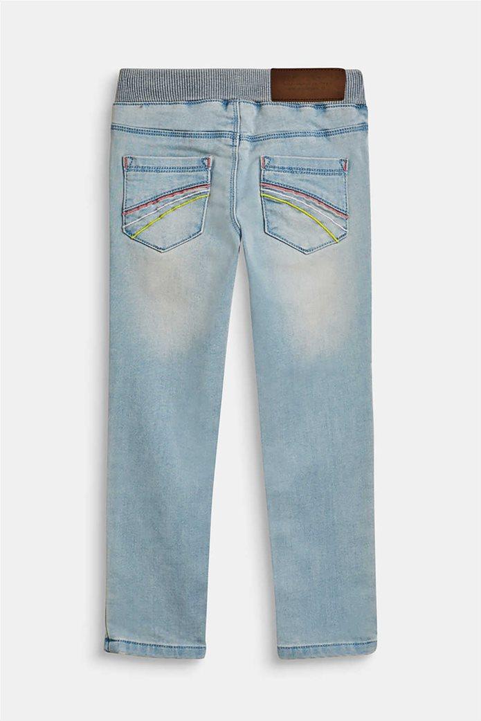 Esprit παιδικό τζην παντελόνι με λάστιχο (2-9 ετών) 1
