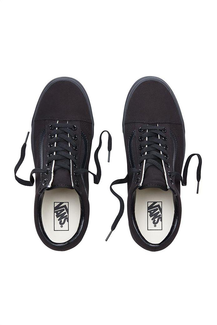 "Vans unisex υφασμάτινα παπούτσια με μαύρη σόλα ""Old Skool"" 2"