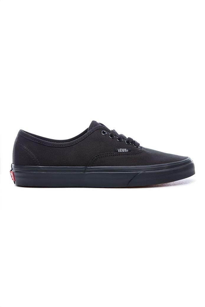 Vans unisex υφασμάτινα παπούτσια με μαύρη σόλα UA Authentic 0