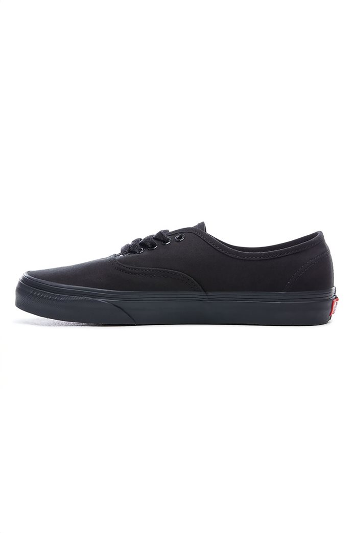 Vans unisex υφασμάτινα παπούτσια με μαύρη σόλα UA Authentic 1
