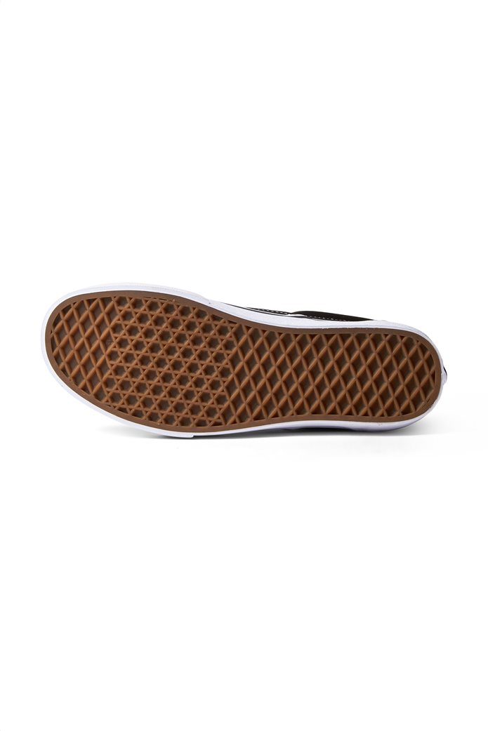 Vans unisex υφασμάτινα παπούτσια με καρό σχέδιο Classic Slip-On 2