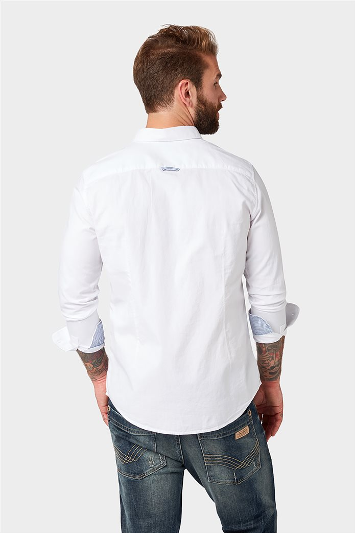 TOM TAILOR ανδρικό πουκάμισο Slim fit 1
