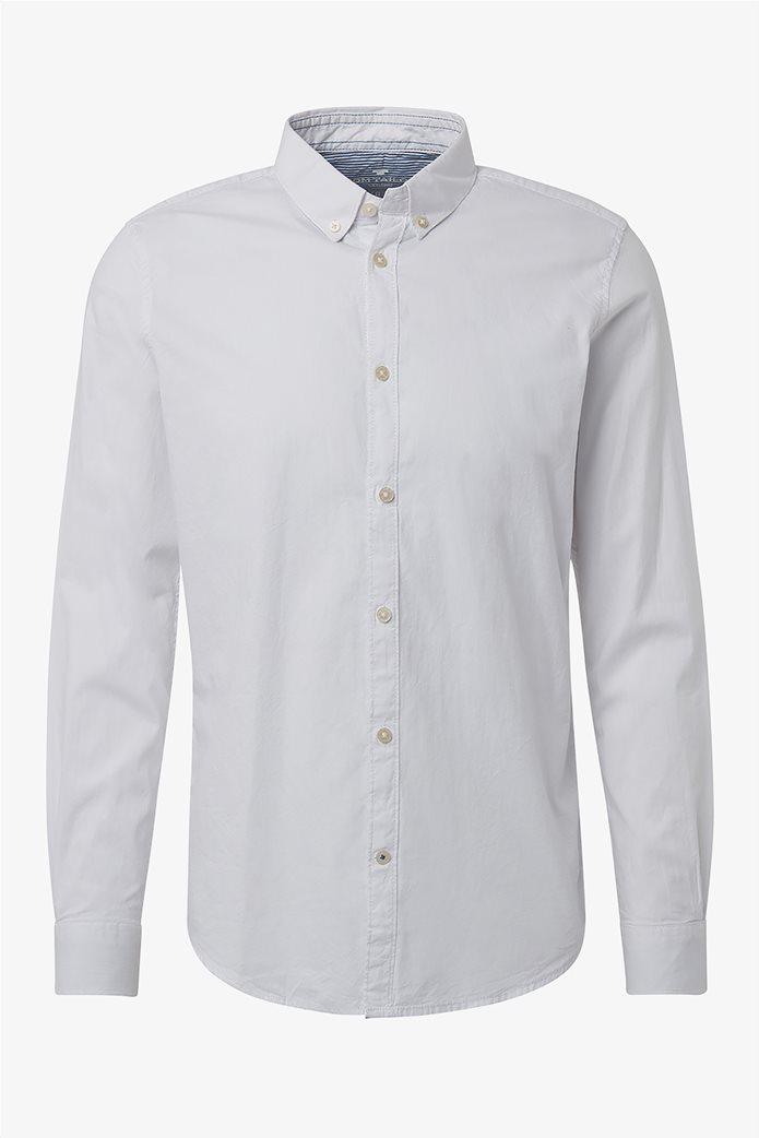 TOM TAILOR ανδρικό πουκάμισο Slim fit 3