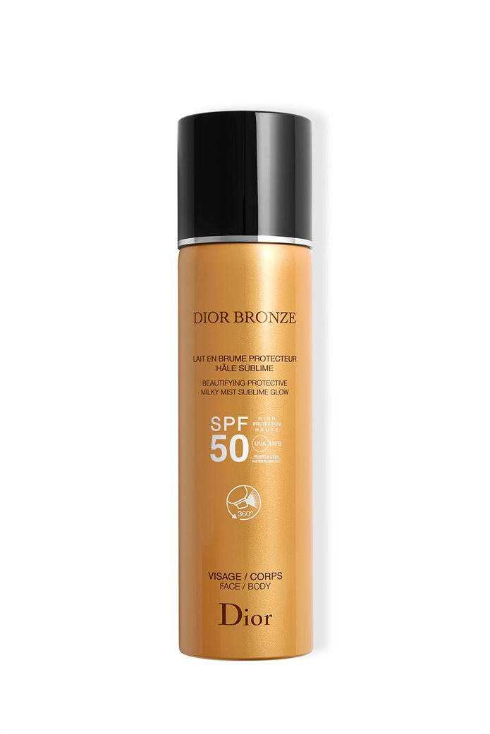 Diοr Bronze  Beautifying Protective Milky Mist Sublime Glow Spf 50 125 ml 0