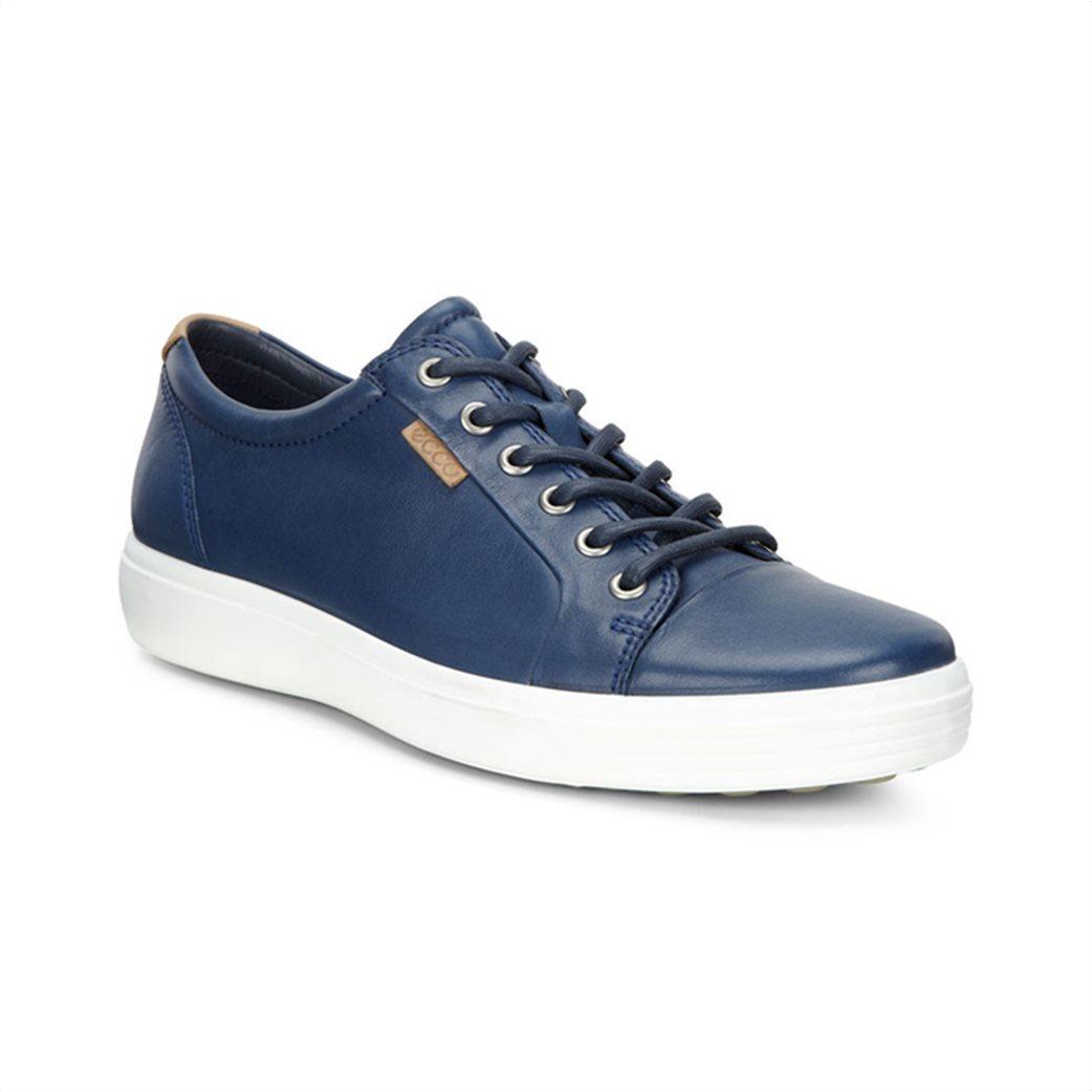 ECCO  ανδρικά παπούτσια με κορδόνια Soft 7 1