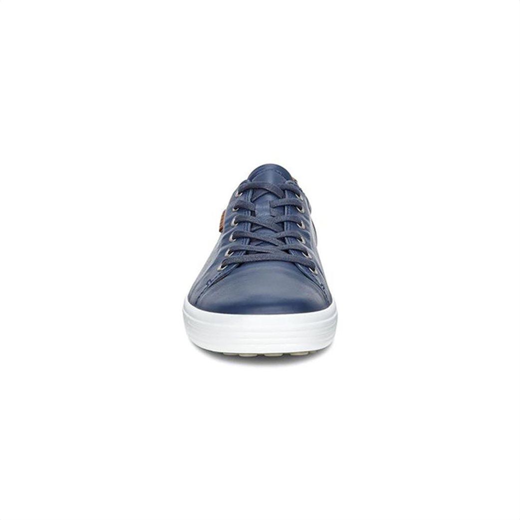 ECCO  ανδρικά παπούτσια με κορδόνια Soft 7 2