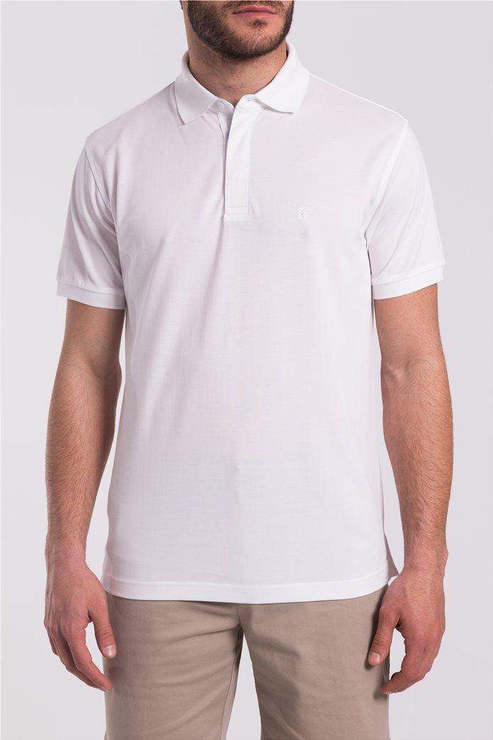 The Bostonians ανδρική μπλούζα πόλο 0
