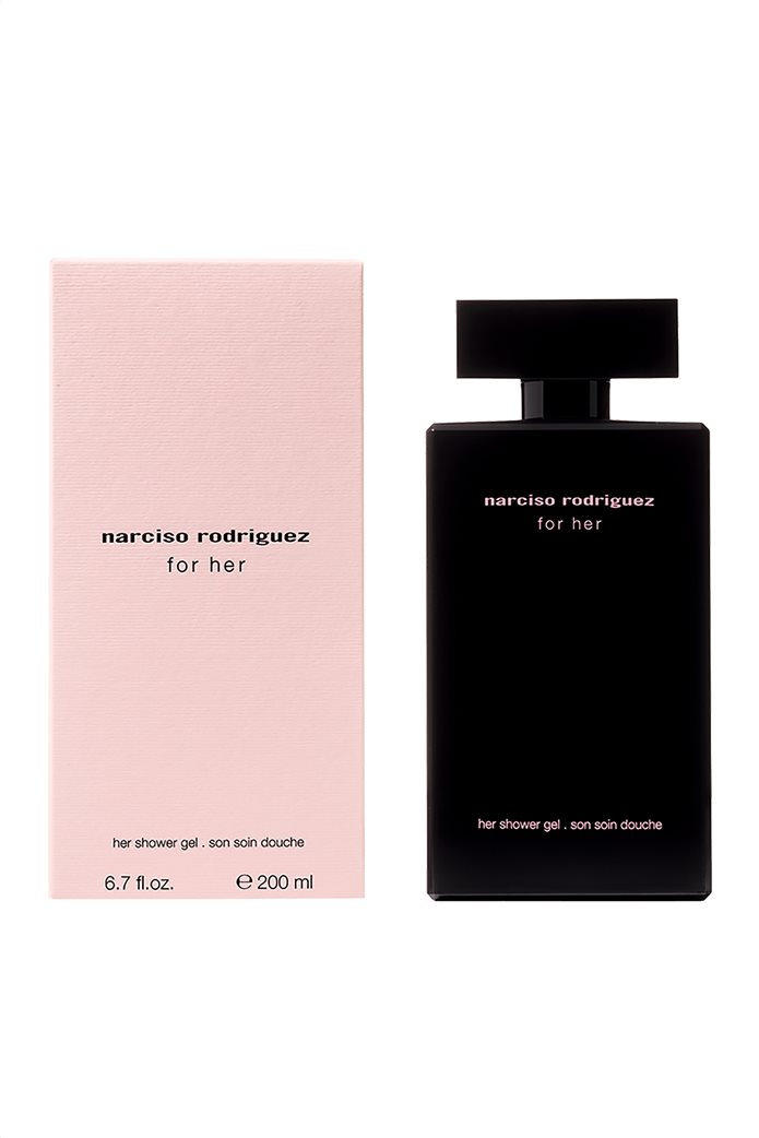 Narciso Rodriguez For Her Shower Gel 200 ml  1
