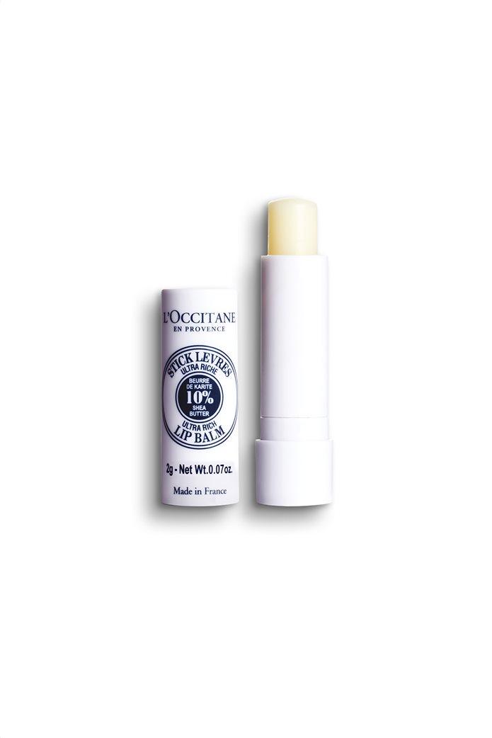 L'Occitane Shea Butter Ultra Rich Lip Balm 4.5 gr  1