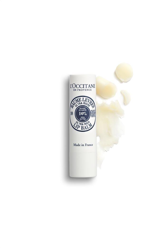 L'Occitane Shea Butter Ultra Rich Lip Balm 4.5 gr  2