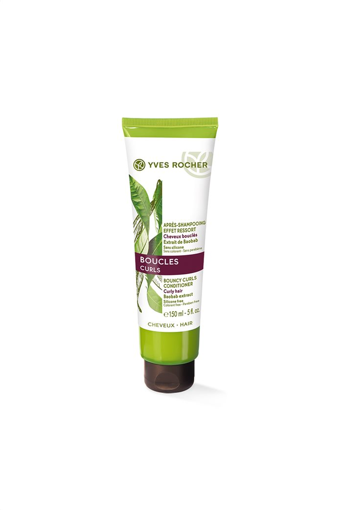 Yves Rocher Botanical Hair Care Bouncy Curls Treatment Conditioner 150 ml 0