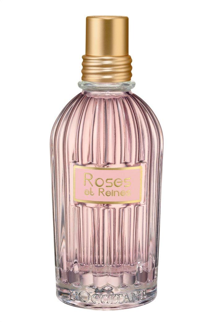 L' Occitane En Provence Roses Et Reines Eau De Toilette 75 ml 0