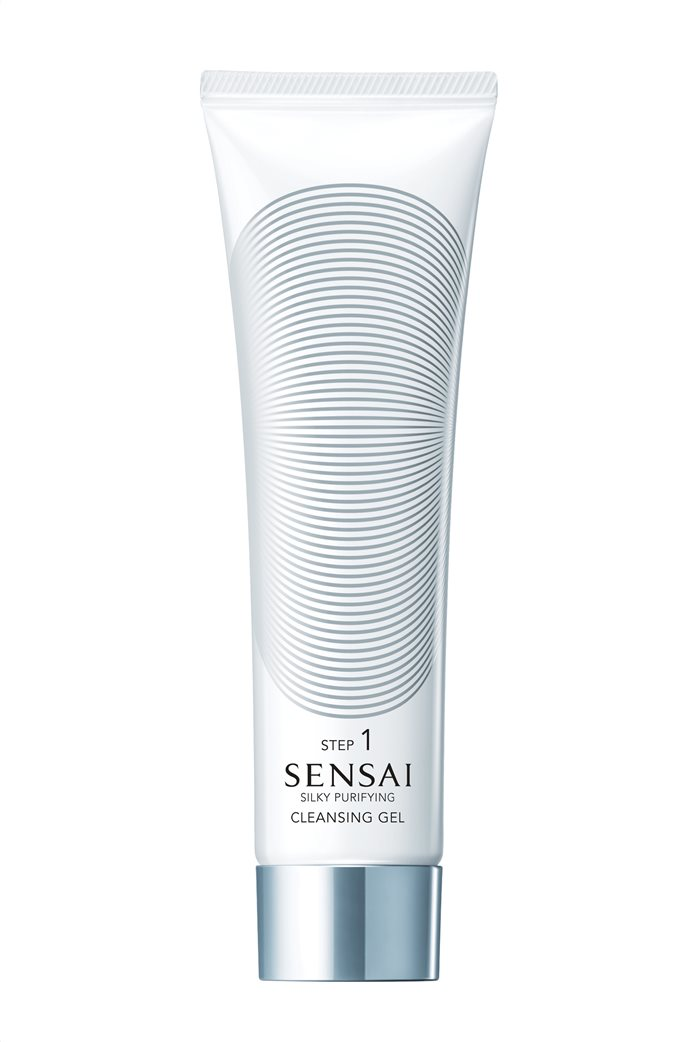 Sensai Silky Purifying Step 1 Remove & Reveal Cleansing Gel 125 ml 0