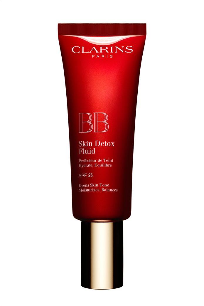 Clarins BB Skin Detox Fluid SPF25 01 Light 45 ml 0