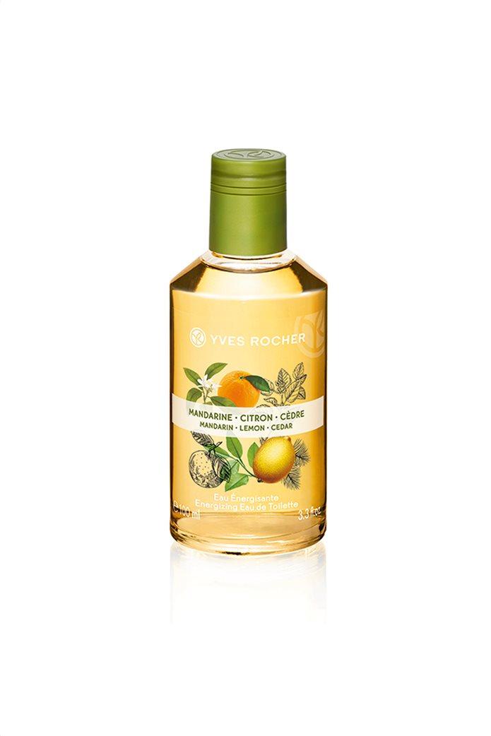 Yves Rocher Energizing Fragrance Mist Mandarin Lemon Cedar 100 ml 0
