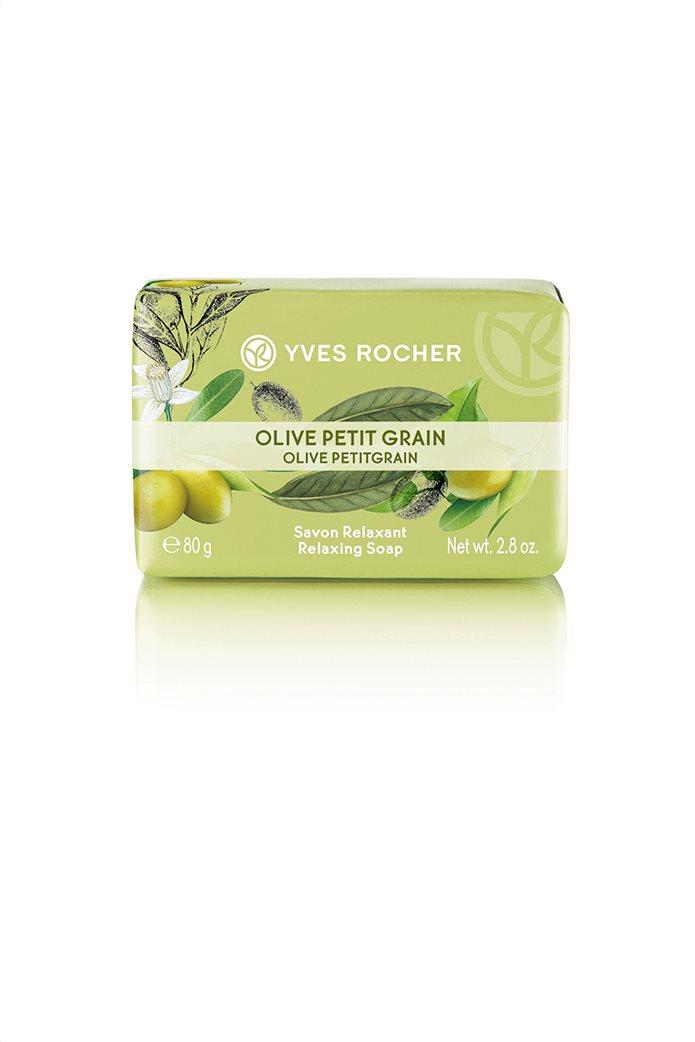Yves Rocher Relaxing Soap Olive Petitgrain 80 gr 0