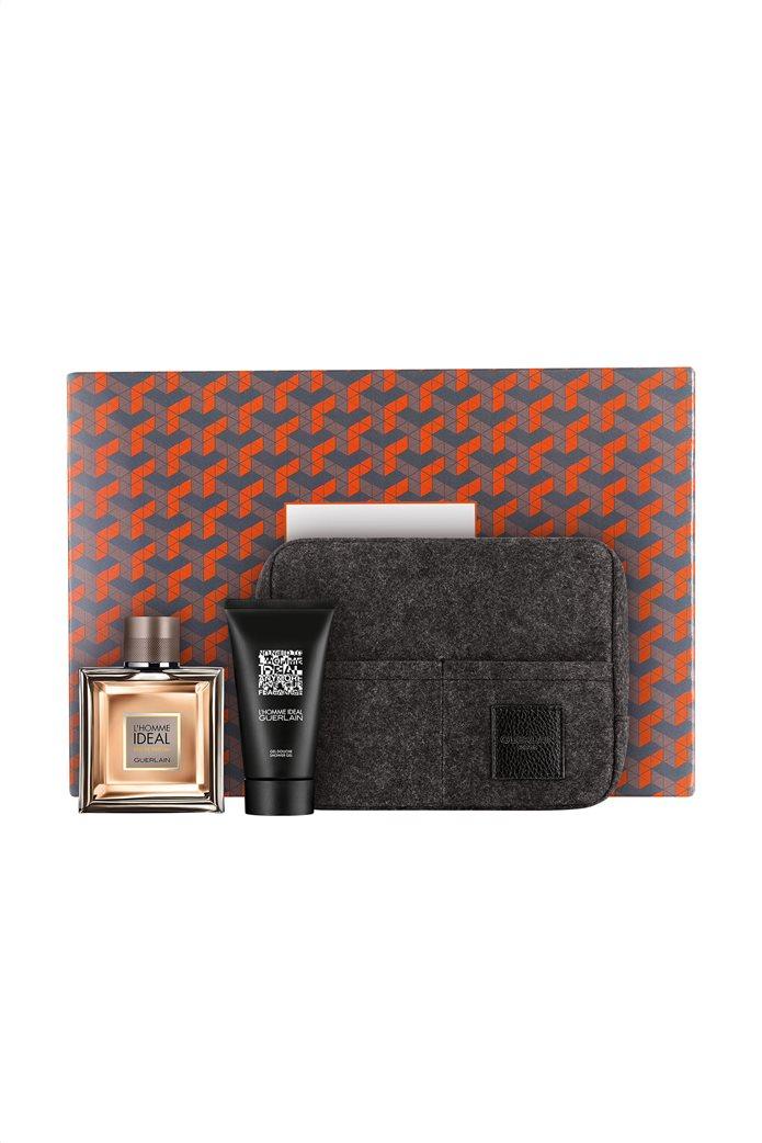 Guerlain L' Homme Idéal EdP 100 ml Set With Shower Gel 75 ml and Necessaire Bag 0