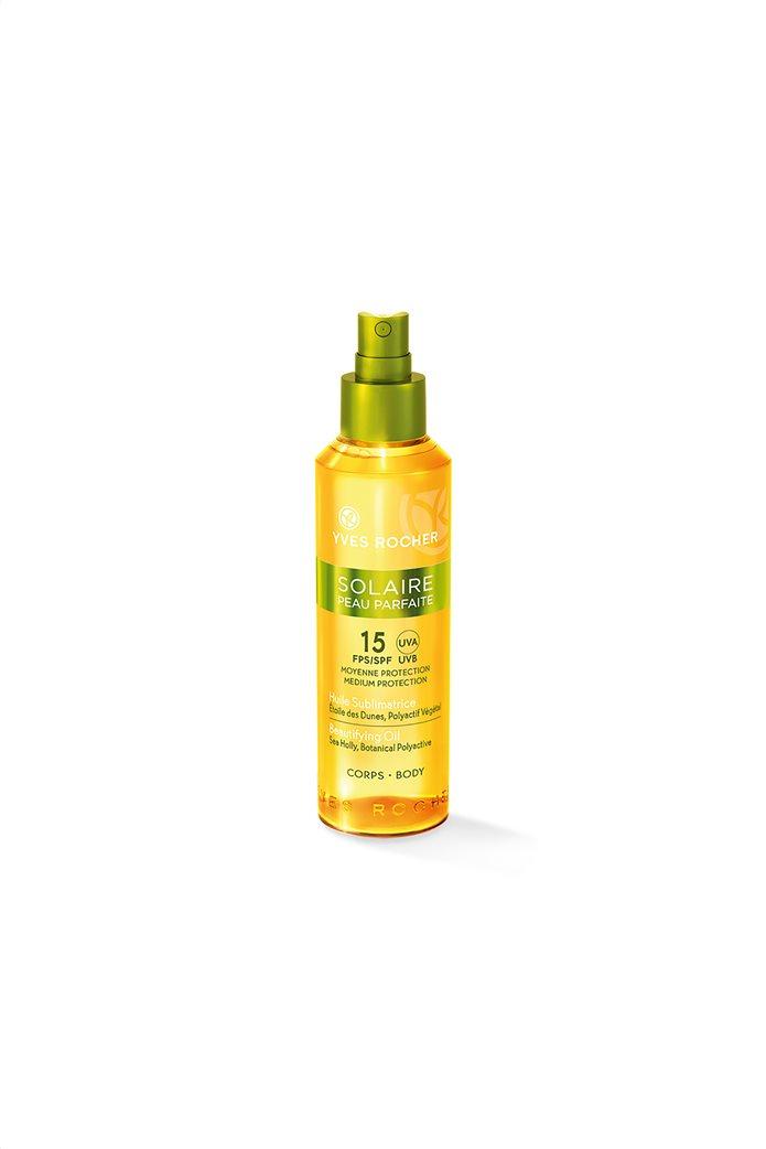 Yves Rocher Solaire Beautifying Oil – Body SPF 15 150 ml  0