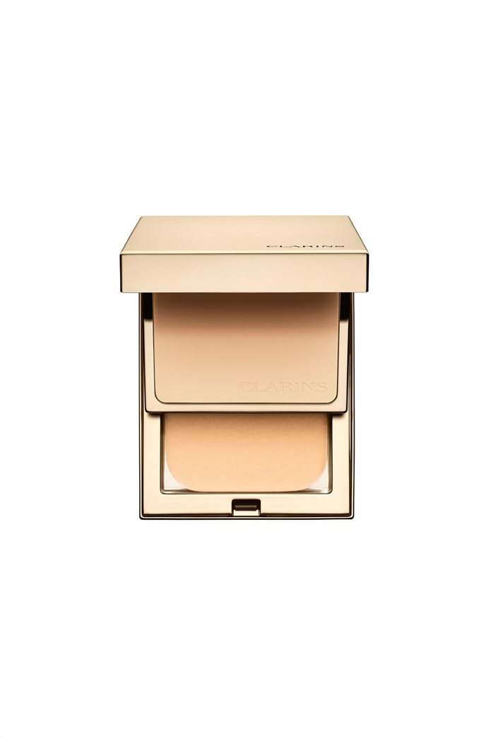 Clarins Everlasting Compact Foundation SPF15 105 Nude 10 gr 0
