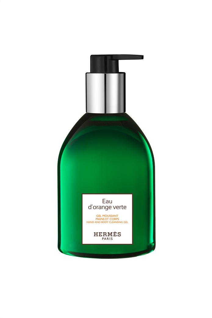 Hermès Eau d'Orange Verte Καθαριστικό Τζελ Για Χέρια Και Σώμα 300 ml 0