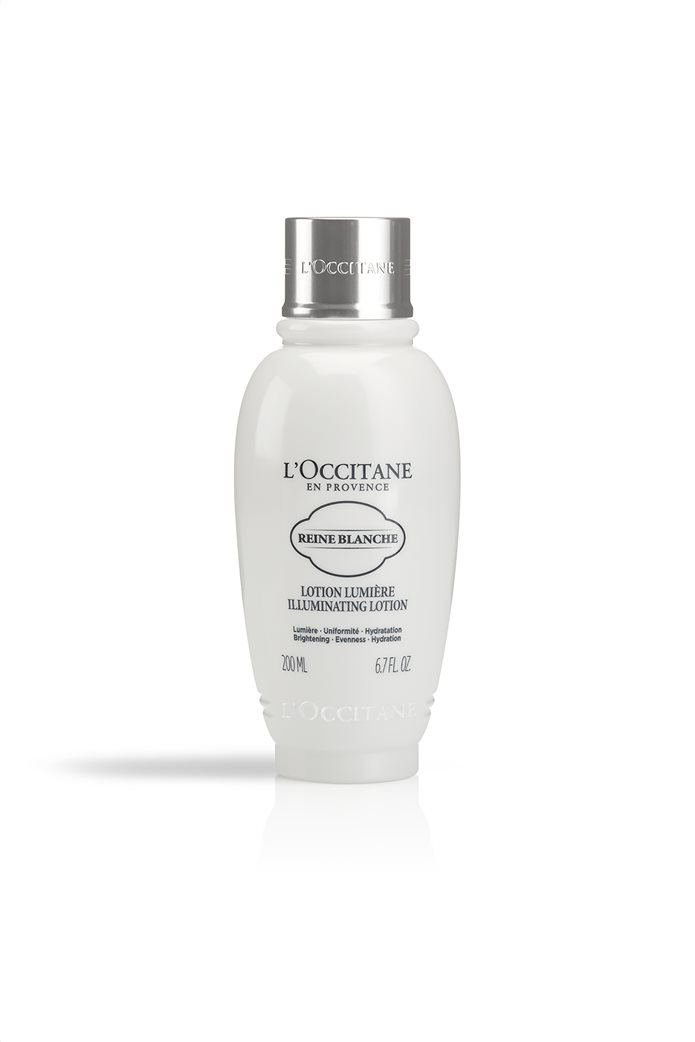 L'Occitane Reine Blanche Illuminating Lotion 200 ml 0