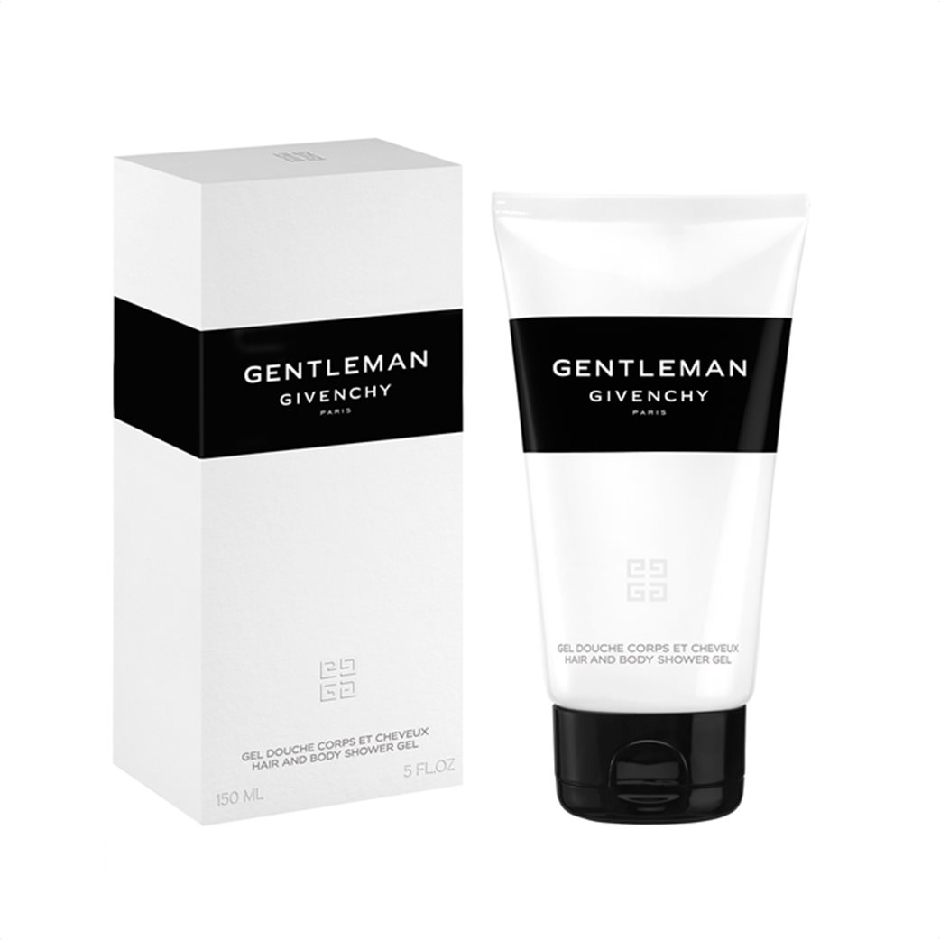 Givenchy Gentleman All Over Shampoo 150 ml 1
