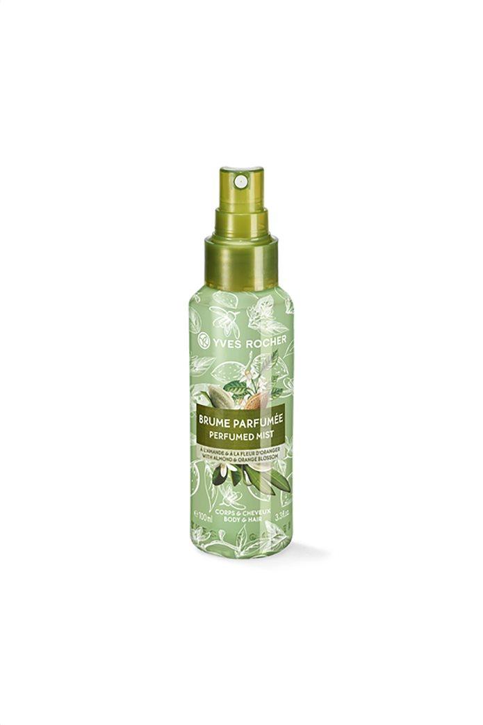Yves Rocher Relaxing Perfumed Mist Olive Petitgrain for Hair & Body 100 ml  0