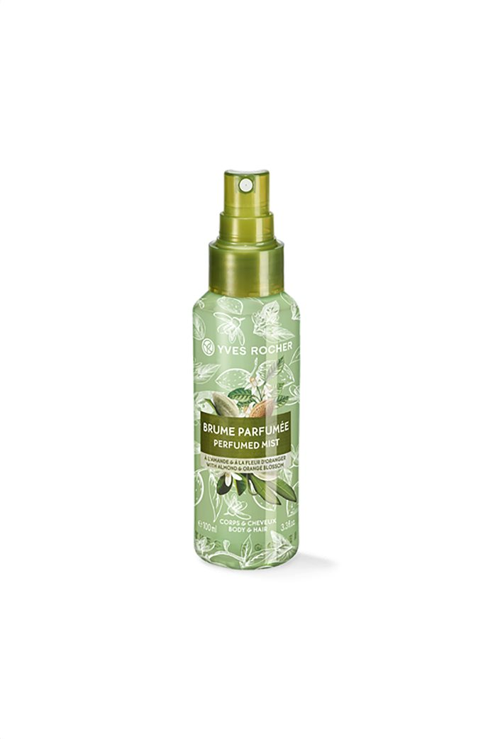 Yves Rocher Relaxing Perfumed Mist Almond Orange Blossom for Hair & Body 100 ml 0