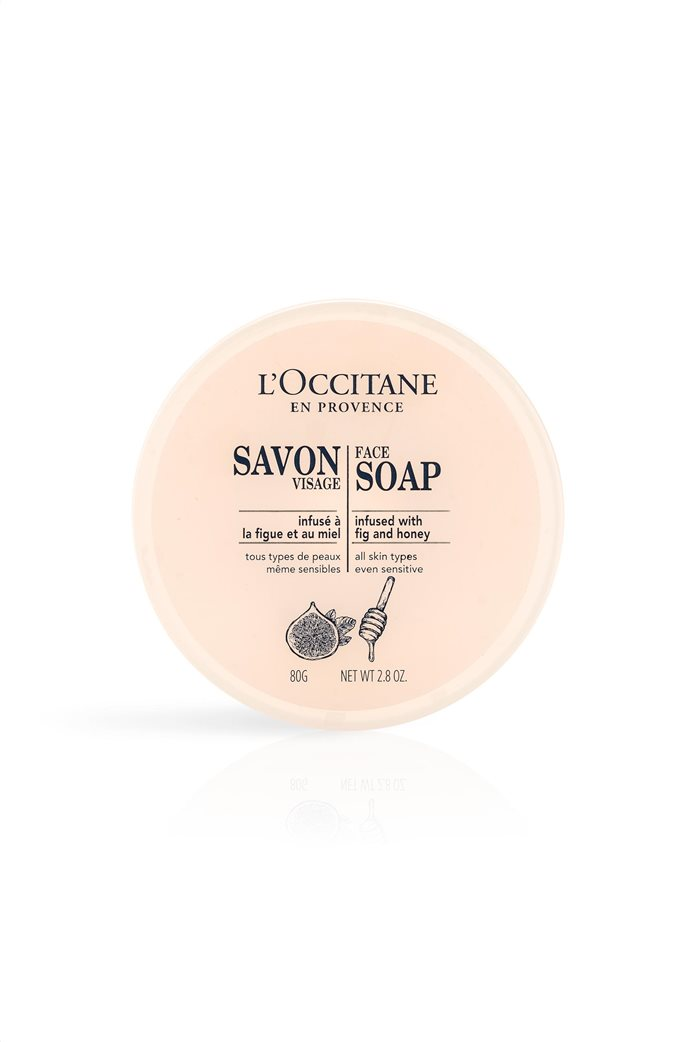 L'Occitane Cleansing Infusion Face Soap 80 gr 0