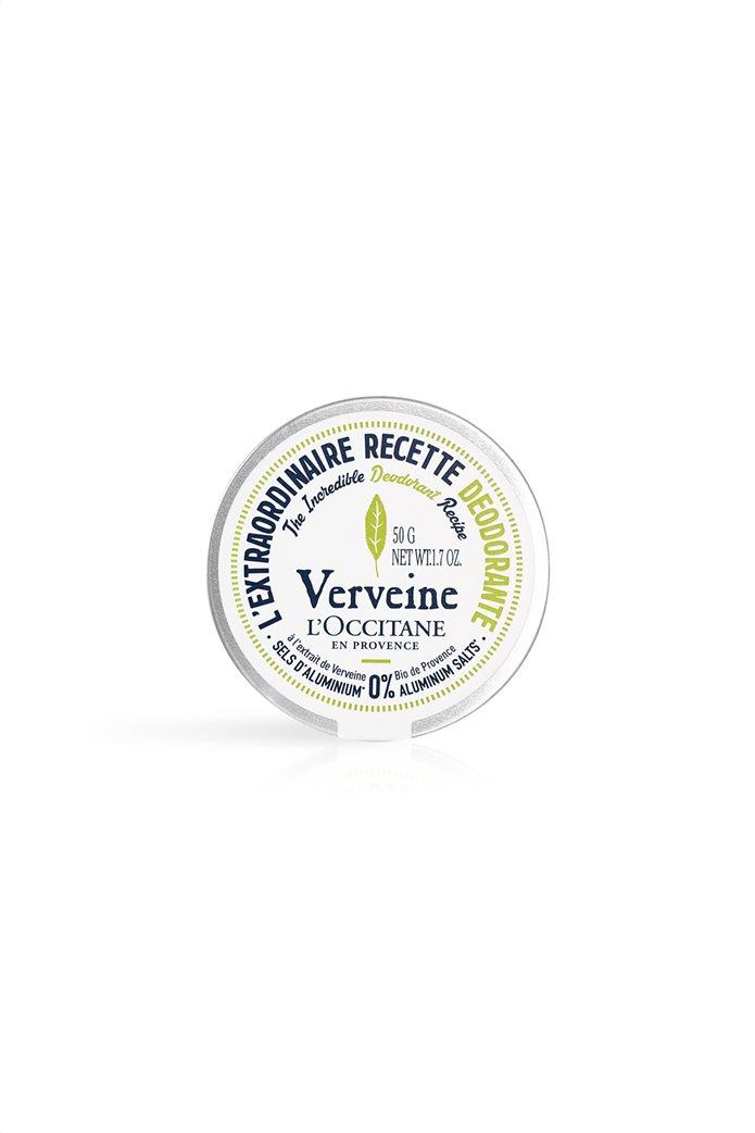 L'Occitane Verbena The Incredible Deodorant Recipe 50 gr  0
