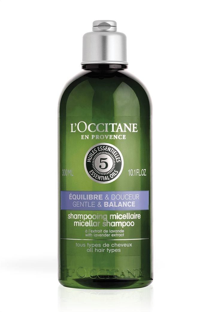 L'Occitane Aroma Gentle & Balance Shampoo 300 ml 0