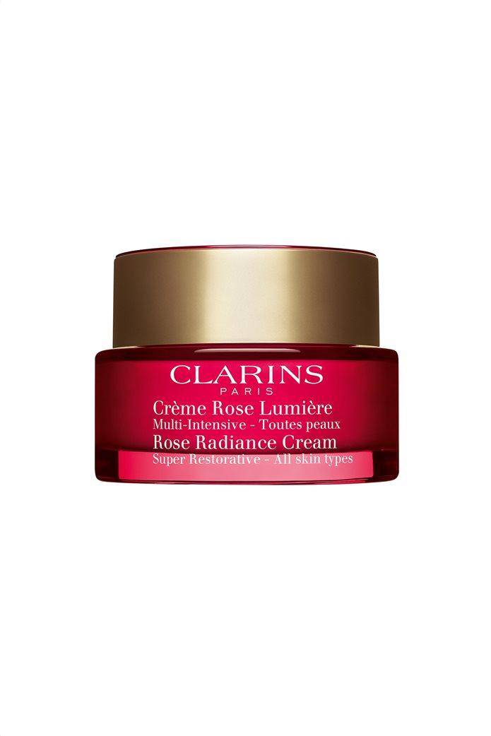 Clarins Rose Radiance Cream Super Restorative 50 ml 0