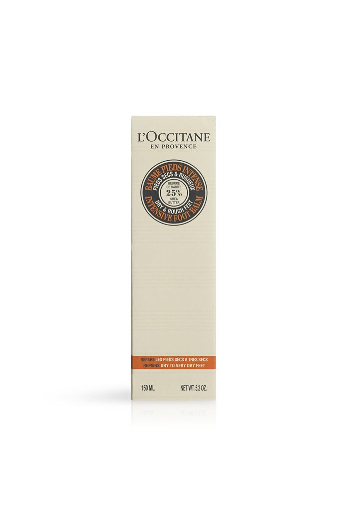 L'Occitane Shea Butter Intensive Foot Balm 150 ml 2