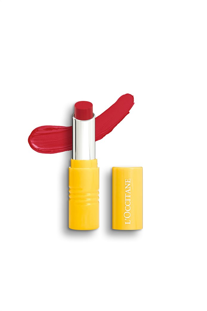 L'Occitane Intense Fruity Lipstick Rouge Craquant 3 gr 1