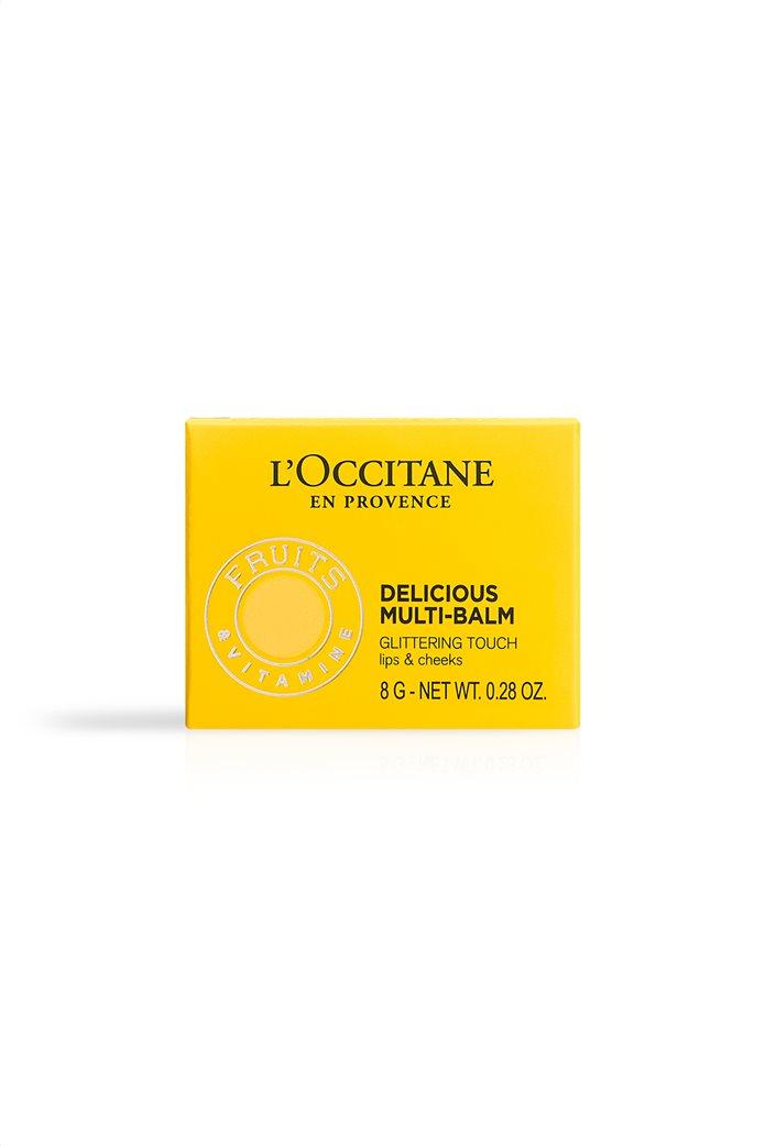 L'Occitane Delicious Multi-Balm Glittering Touch 8 gr 2