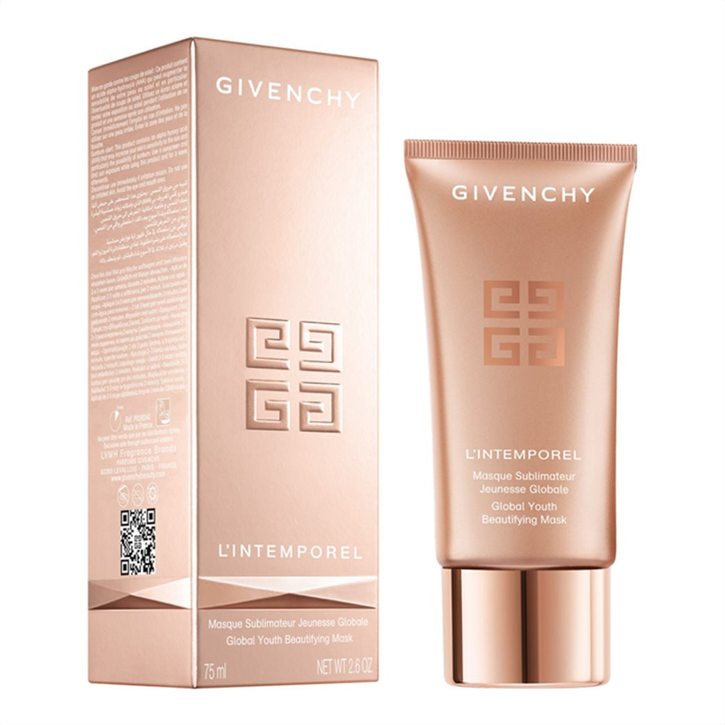 Givenchy L'Intemporel Beautifying Mask 75 ml 1