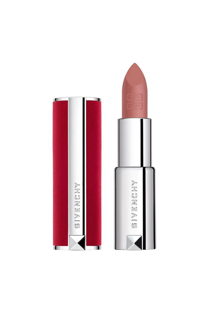 Givenchy Le Rouge Deep Velvet Powdery Matte Lipstick No 10 Beige Nu  0
