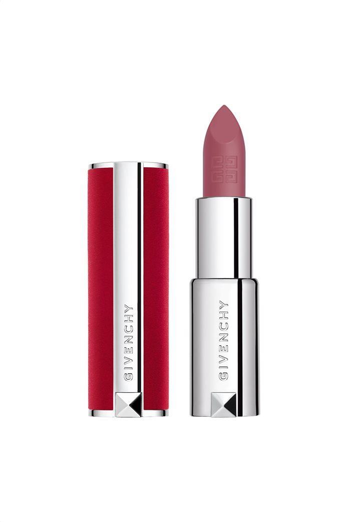 Givenchy Le Rouge Deep Velvet Powdery Matte Lipstick No 14 Rose Boise 0