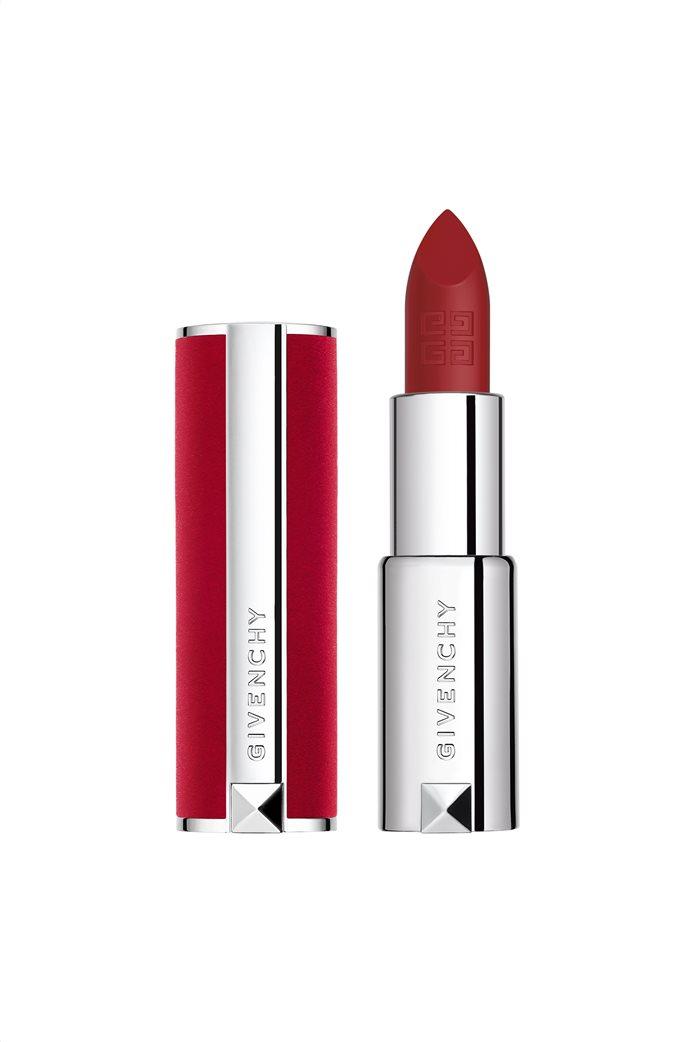 Givenchy Le Rouge Deep Velvet Powdery Matte Lipstick No 37 Rose Graine  0