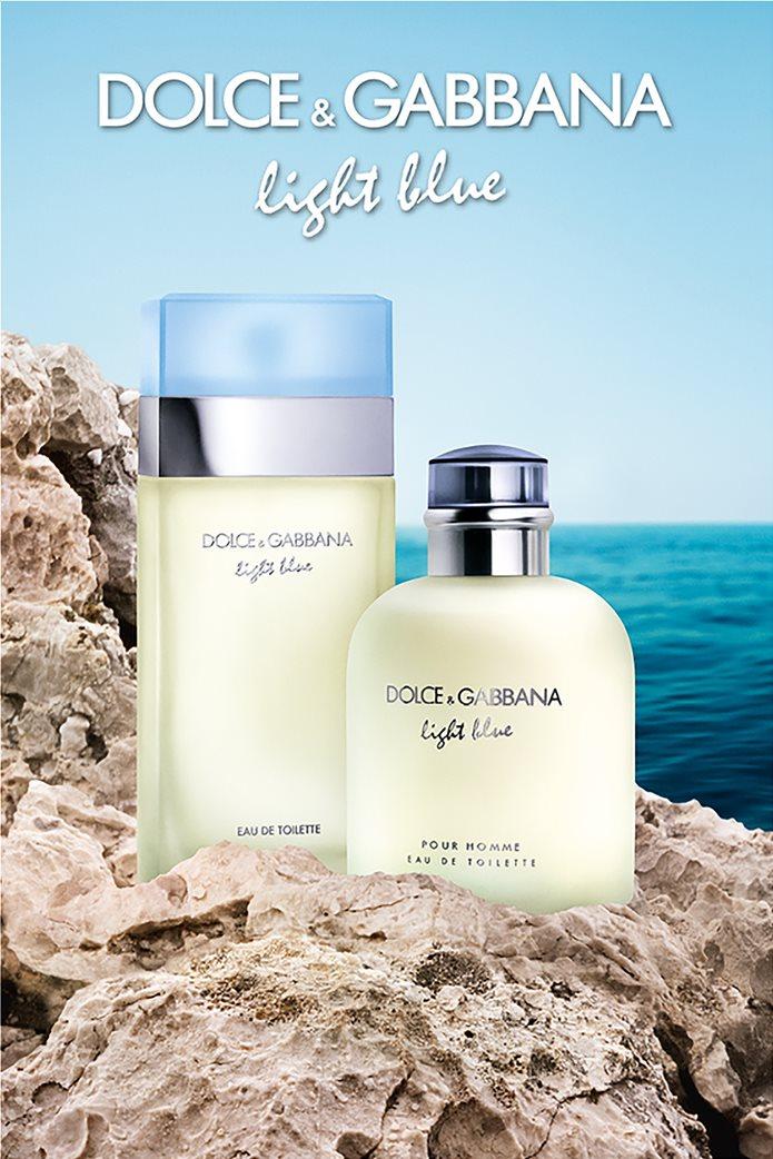 Dolce & Gabbana Light Blue Pour Homme Eau de Toilette 75 ml  4