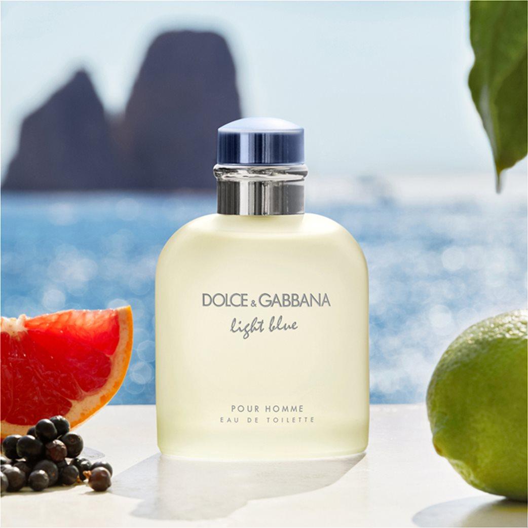 Dolce & Gabbana Light Blue Pour Homme Eau de Toilette 125 ml 2