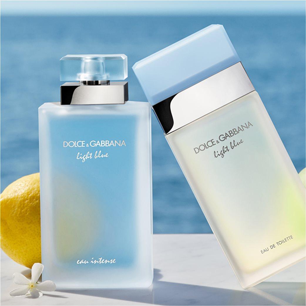 Dolce & Gabbana Light Blue Eau Intense 50 ml 3