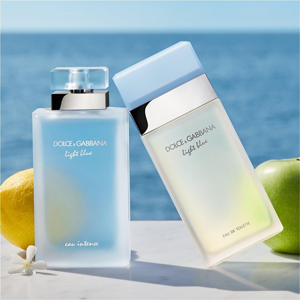 Dolce & Gabbana Light Blue Pour Homme Eau Intense 100 ml 3